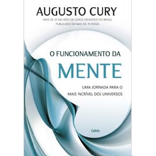 Livro  Funcionamento da Mente, O - Cury - Cuktrix