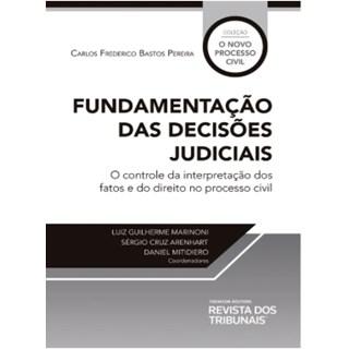 Livro - Fundamentação das Decisões Judiciais - Pereira