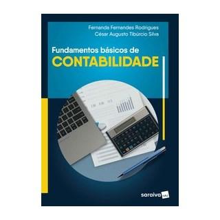 Livro - Fundamentos Básicos de Contabilidade - Silva 1º edição