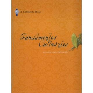Livro - Fundamentos Culinários - Le Condon Bleu