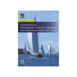 Livro - Fundamentos da Administração de Recursos Humanos - Decenzo