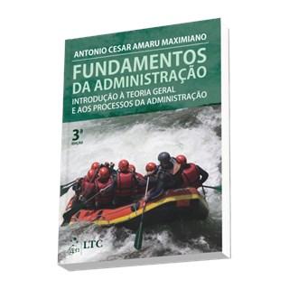 Livro - Fundamentos da Administração-Introdução à Teoria Geral e aos Processos da Administração - Maximiano