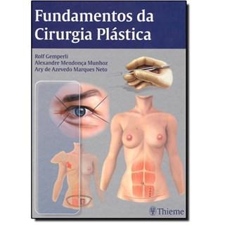 Livro - Fundamentos da Cirurgia Plástica - Gemperli