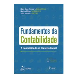 Livro -  Fundamentos da Contabilidade - Macrida