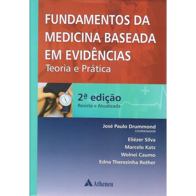 Livro - Fundamentos da Medicina Baseada em Evidências - Silva