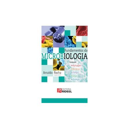 Livro - Fundamentos da Microbiologia - Rocha