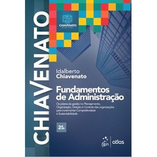 Livro Fundamentos de Administração - Chiavenato - Atlas