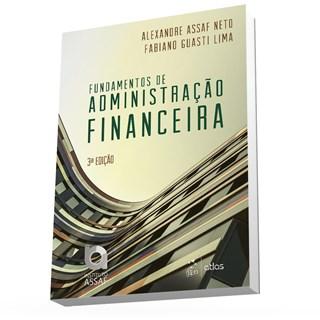Livro - Fundamentos de Administração Financeira - Assaf Neto
