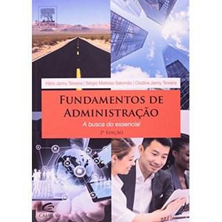 Livro - Fundamentos de Administração - Teixeira