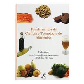 Livro - Fundamentos de Ciência e Tecnologia de Alimentos - Oetterer