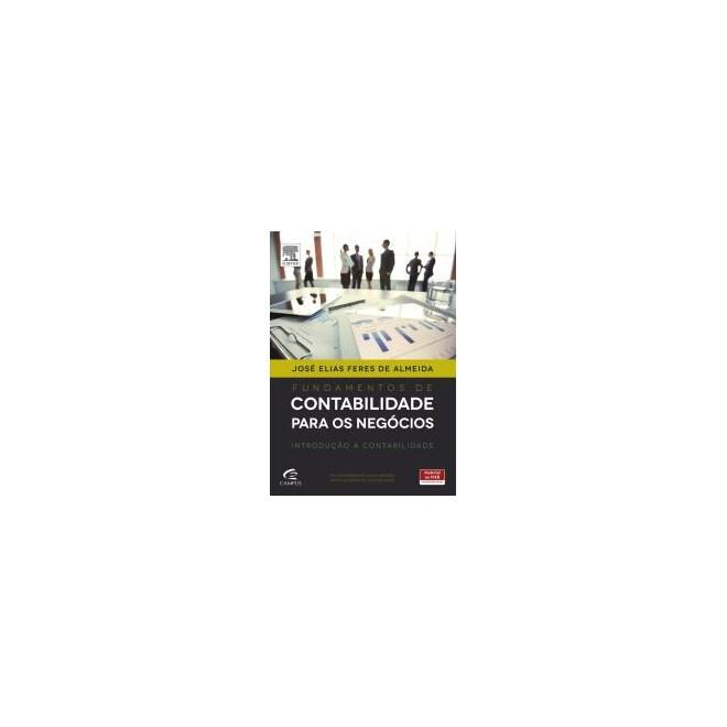Livro - Fundamentos de Contabilidade para Negócios - Almeida