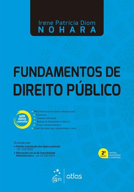 Livro - Fundamentos de Direito Público - Nohara 1ª edição