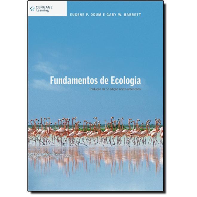 livros de ecologia odum