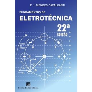 Livro - Fundamentos de Eletrotécnica - Cavalcanti