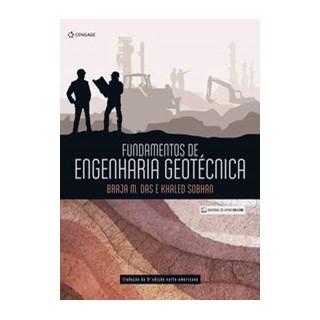 Livro - Fundamentos De Engenharia Geotécnica - Das 3º edição