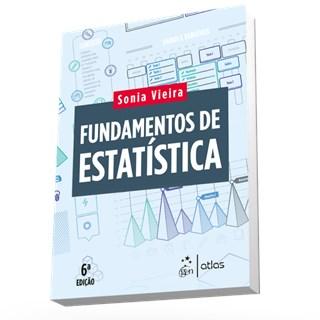 Livro - Fundamentos de Estatística - Vieira