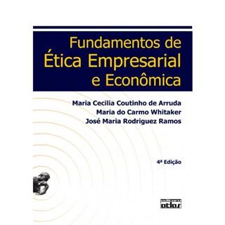 Livro - Fundamentos de Ética Empresarial e Economia - Arruda