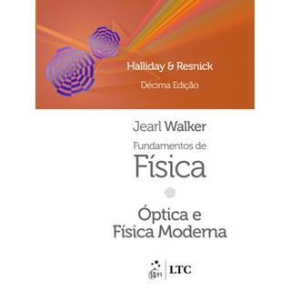 Livro - Fundamentos de Física - Óptica e Física Moderna - Vol. 4 - Halliday