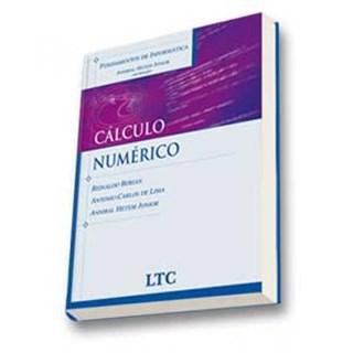 Livro - Fundamentos de Informática - Cálculo Numérico - Burian