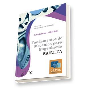 Livro - Fundamentos de Mecânica para Engenharia - Estática Lançamento - Plata