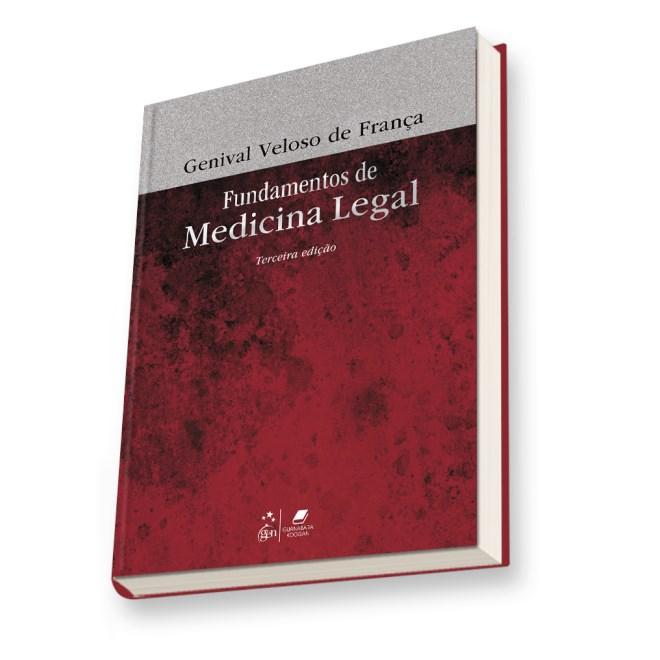 Livro - Fundamentos de Medicina Legal - França