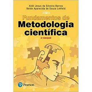 Livro - Fundamentos de Metodologia Científica - Barros