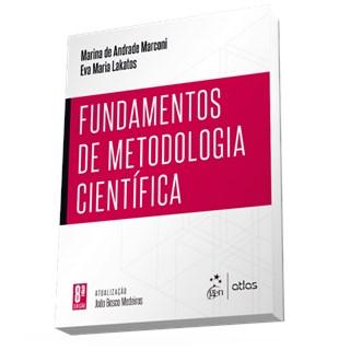 Livro - Fundamentos de Metodologia Cientifica - Marconi