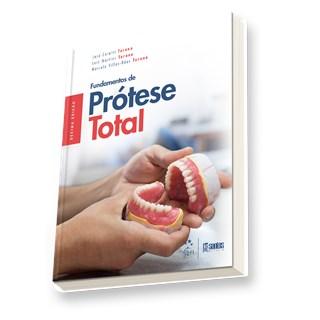 Livro - Fundamentos de Prótese Total - Turano