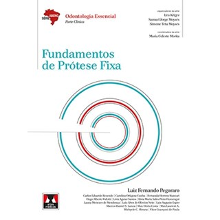 Livro - Fundamentos de Próteses Fixa - Série Abeno - Kriger
