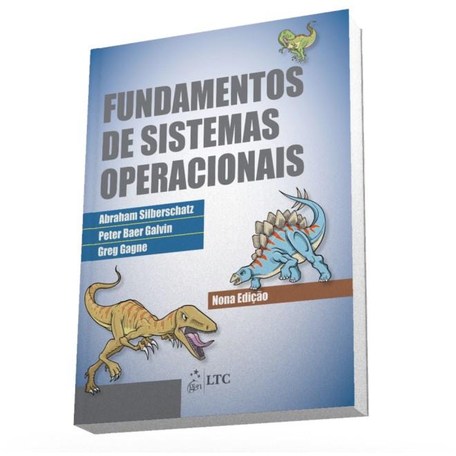 Livro - Fundamentos de Sistemas Operacionais - Silberschatz