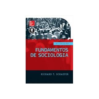 Livro - Fundamentos de Sociologia - Schaefer
