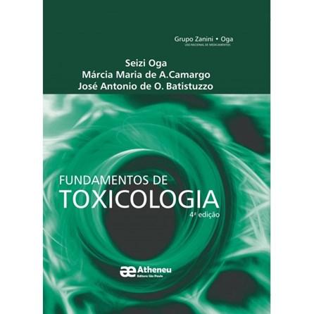 Livro - Fundamentos de Toxicologia - Oga