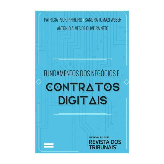 Livro - Fundamentos dos Negócios e Contratos Digitais - Pinheiro