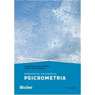 Livro - Fundamentos e Aplicações da Psicrometria - Hernandez Neto