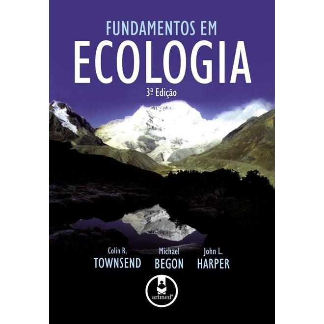 Livro - Fundamentos em Ecologia - Townsend