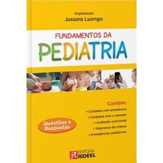 Livro - Fundamentos em Pediatria - Luongo #