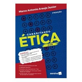 Livro - Gabaritando Ética - 3ª edição de 2020 - Araujo Junior 3º edição