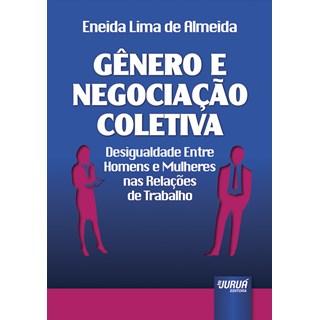 Livro - Gênero e Negociação Coletiva - Almeida - Juruá