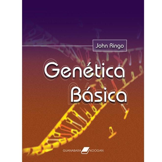 Livro - Genética Básica - Ringo - Livraria Florence