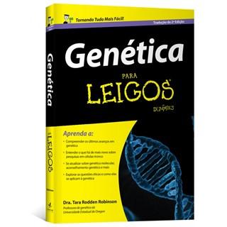 Livro - Genética Para Leigos - Robinson