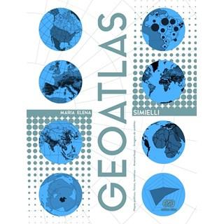 Livro - Geoatlas - Simmielli - Ática