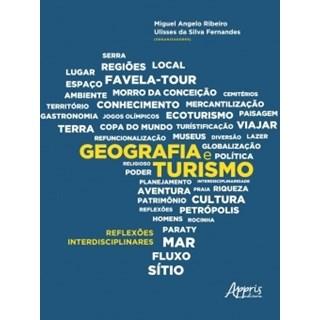 Livro - Geografia e Turismo - Fernandes