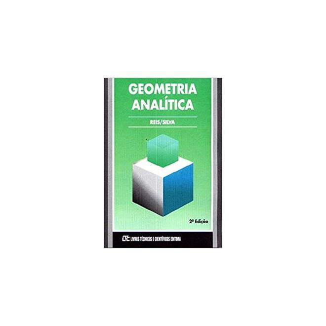 Livro - Geometria Analítica - Reis