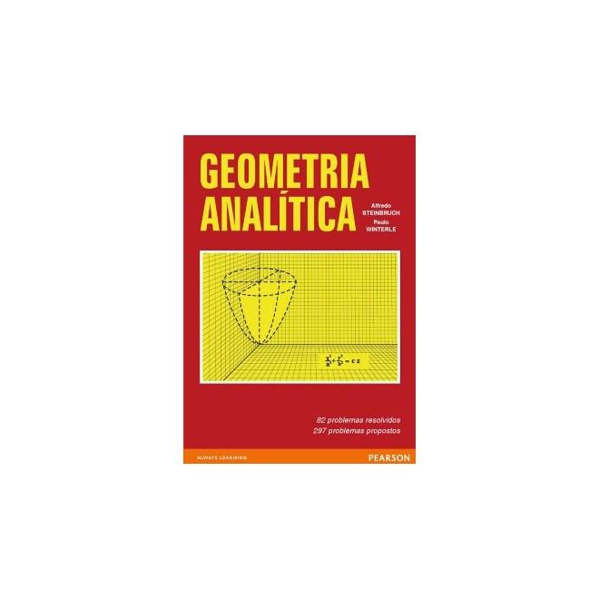Livro - Geometria Analítica - Steinbruch