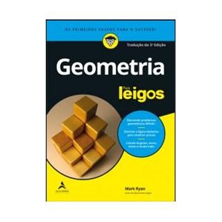 Livro - Geometria Para Leigos - Ryan