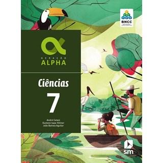 Livro - Geração Alpha Ciências - 7 Ano - BNCC - SM