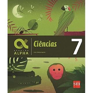 Livro - Geração Alpha Ciências - 7 Ano - SM