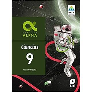 Livro - Geração Alpha Ciências - 9 Ano - BNCC - SM