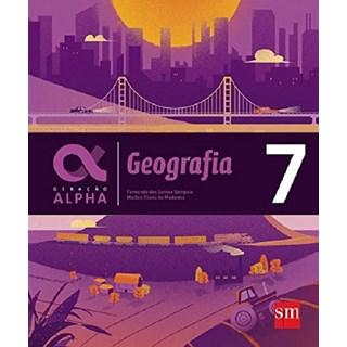 Livro - Geração Alpha Geografia - 7 Ano - SM