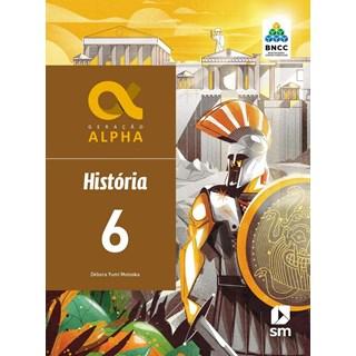 Livro - Geração Alpha História - 6 Ano - BNCC - SM